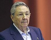 Raul Castro durante il discorso all'Assemblea Nazionale (LaPresse)