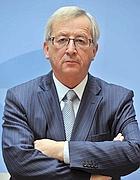 Jean-Claude Juncker, presidente dell'Eurogruppo (Afp)