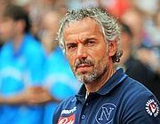 Il nuovo tecnico del Parma Roberto Donadoni (Ansa)