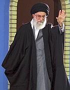 Ayatollah Khamenei,  guida suprema dell'Iran (Reuters)