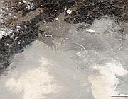 La foto della Nasa scattata l'11 gennaio 2012