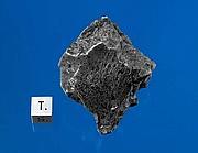 Un frammento di «meteorite marziano»