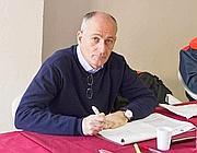 Il commissario dell'emergenza Franco Gabrielli
