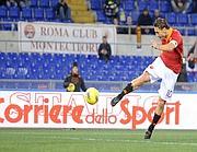 Francesco Totti, 211 gol in serie A con la maglia della Roma