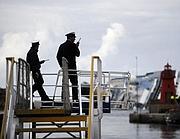 Le operazioni a bordo della Costa Concordia