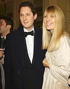 John Elkann e sua moglie Lavinia Borromeo
