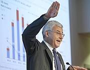 L'amministratore delegato di Unicredit Alessandro Profumo (Ansa)