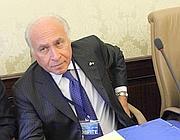 Pierluigi Foschi in Senato (LaPresse/Scrobogna)