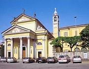La basilica di Besana