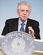 Mario Monti (Eidon/Riccardo Antimiani)