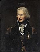 Ritratto dell'ammiraglio Nelson di Lemuel Francis Abbott (Afp)