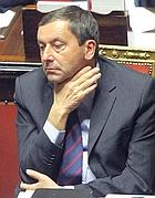Il ministro dell'Istruzione, università e ricerca Francesco Profumo