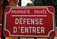 Filo spinato e guardie Il �ghetto� dorato dei miliardari parigini