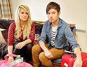 LeighVan Bryan e la sua fidanzata Emily Bunting