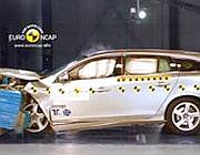 La prova della Volvo V60