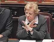 Il ministro dell'Interno Cancellieri (Ansa)