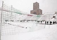 Lo stadio Dall'Ara a Bologna (Reuters)