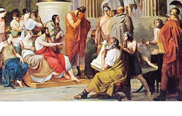 Francesco Hayez: «Ulisse alla corte di Alcinoo», Napoli, Museo di Capodimonte. Hayez (1791-1882)
