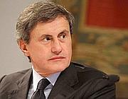 Il sindaco Alemanno (Imagoeconomica)