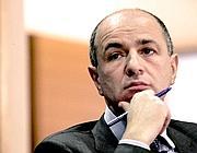 Il ministro Sviluppo Economico Corrado Passera