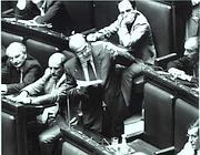 Il discorso di Bettino Craxi alla Camera del 29 aprile  1993