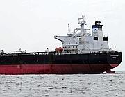 La petroliera Enrica Lexie (Ansa)