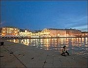Le Rive di Trieste dal Molo Audace