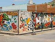 Murales a Holguin, Cuba