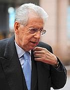 Il premier Mario Monti (Ap)