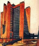 La città del futuro in un disegno di Sant'Elia (1888-1916)