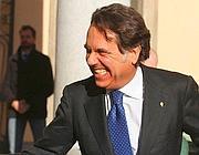 Il capo della Polizia Antonio Manganelli (foto LaPresse)