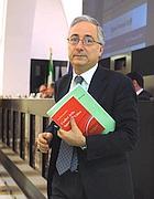 Filippo Patroni Griffi, ministro della Funzione pubblica