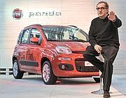 L'amministratore delegato di Fiat Chrysler Sergio Marchionne