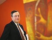 Mario Draghi,  presidente della Bce  (Reuters)