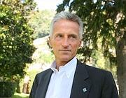 Riccardo Illy, 56 anni, per 8 anni sindaco di Trieste e per cinque governatore della Regioene (Imagoeconomica)