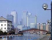 La capitale londinese e la vista sul Tamigi