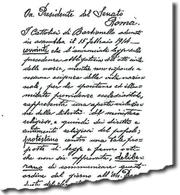 L'appello del 15 febbraio 1914