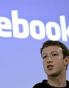 Il fondatore di Facebook Mark Zuckerberg