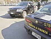 L'indagine della Guardia di Finanza del comando provinciale di Roma