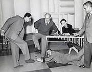 Il Quartetto Cetra negli anni '50 (Archivio Corriere)