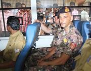 I due uomini del battaglione San Marco agli arresti in India