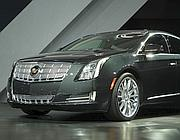 Una Cadillac XTS (Reuters)