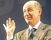 Il ministro dello Sviluppo, Corrado Passera
