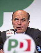 Pier Luigi Bersani  (Foto ANSA/Massimo Percossi)