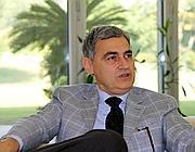 Antonio Ereditato (Ansa)