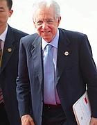 Mario Monti (Afp)