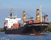 La East Castle, foto da marinetraffic.com