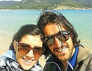 Piermario Morosini e Anna Vavassori