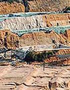 Una miniera a cielo aperto di terre rare