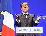 Sarkozy (Afp)